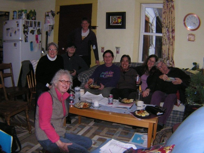 HOWL Collective Meeting January 2016